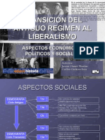Antiguo Regimen vs Liberalismo (1)