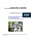Consagración a María - p. Guillermo Serra l.c