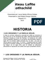Cjhâteau Lafite Rothschild