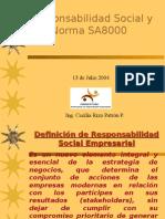 TI - RESPONSABILIDAD SOCIAL Y NORMA SA8000 (PERU).ppt
