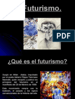 Futurism o