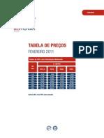 Politejo - Tabela de Precos PVC O