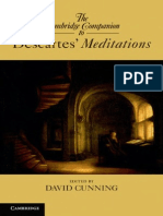 David Cunning - The Cambridge Companion to Descartes' Meditations [2014][a]