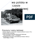 Sprawa Polska w Czasie I Wojny Światowej