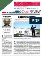 Atlantic Cape Review October 2015 Edition