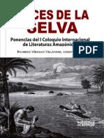 Voces de La Selva, 1er CILA