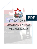 1ère EDITION DU CHALLENGE NICO MEGANE S2C62