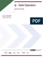 Beam Pump - Safe Operation Guideline (Draft)
