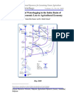 Water Logging and Salinity-IB