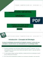 Unidad I (Estrategias)