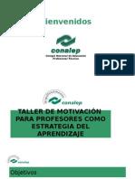 Taller de Motivación Como Estrategia de Aprendizaje. Primera Sesion#1