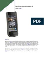 Nokia 5230 XpressMusic Touch Screen