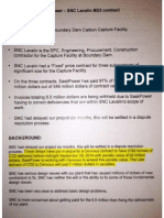 SaskPower Briefing Note - September 2014