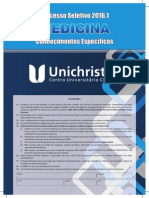 A Medicina Unichristus 2015