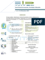 CIVITEC Call for Papers 2015