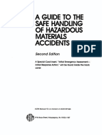 A Guide to the Safe Handling of Hazardous Materials Accidents-ASTM International (1990)