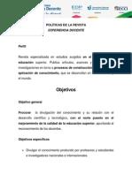 Revista Electronica Experiencia Docente
