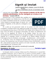 Studiul 13 - Trim 2 - 2015
