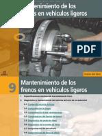 Curso Diagnostico Mantenimiento Sistema Frenos Vehiculos Ligeros Automoviles