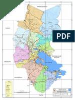 Mapa Vial Dptal Pjec - Actualizado 2011