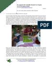 Rede Verde supports the Scientific Research on Organic Farming in Foz do Iguaçu, Brazil (English)