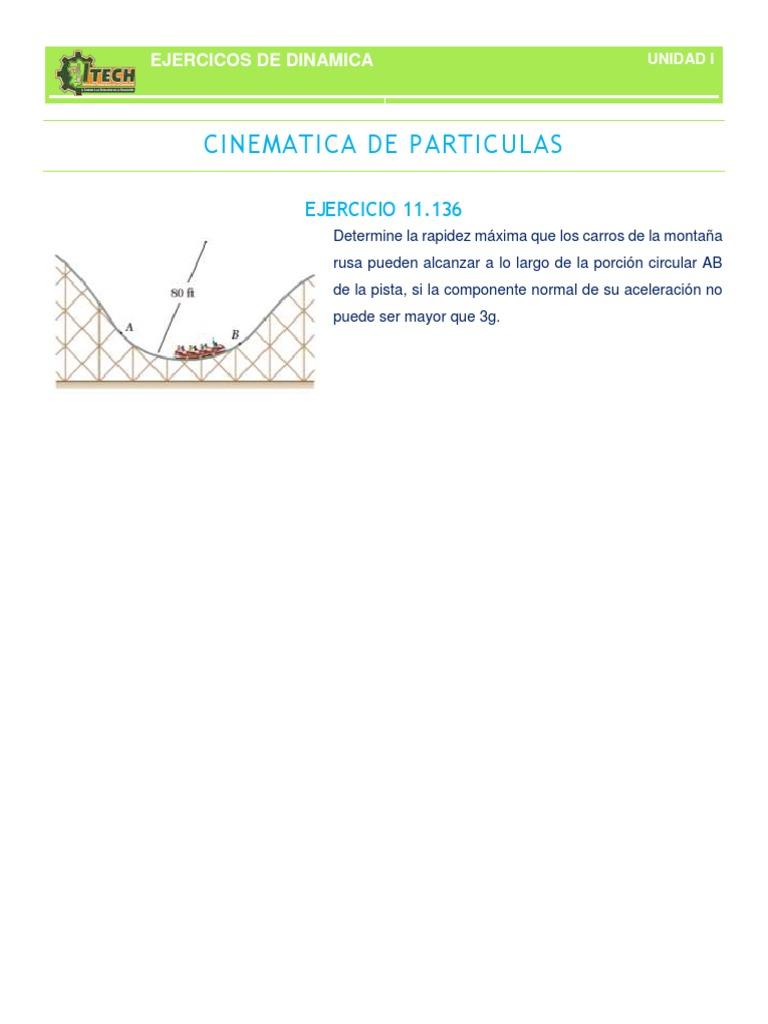 Cinematica de la particula pdf writer