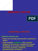 Sindromul Hipoton Neuropediatrie