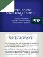 Tipos Caracterologicos TR