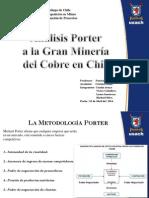 Análisis Porter Industria Minera