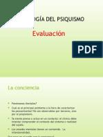 1. s. p. Evaluación