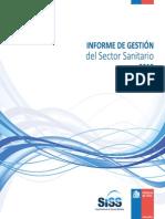 Informe de Gestión Sanitario 2013 Siss