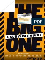The Big One - A Survival Guide