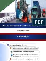 Plan de Desarrollo Logistico
