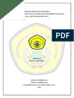 Contoh Proposal Pengajuan Dana Delegasi