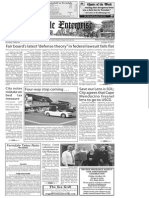 Ferndale Enterprise front page, Oct.22, 2015
