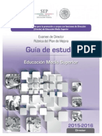 Guia de Estudio Director 24abril