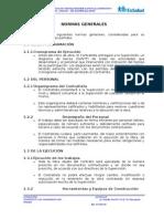 Especificaciones Técnicas Essalud Tacna Estr, Arq, Sanitaria