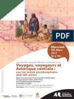 Viajeros en América Central