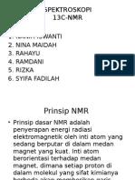 Interpretasi 13C NMR