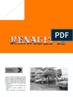 Renault 18 1981 Owners Manual-Spanish