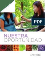 Folleto Nuestra Oportunidad México
