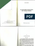 A Revisão Dos 2000.