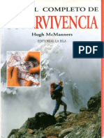 Manual Completo de Supervivencia - Hugh McManners