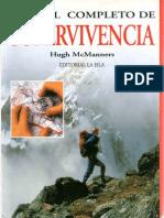 Manual Completo de Supervivencia - Hugh McManners