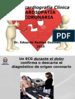 Electrocardiografia de cardiopatias coronarias