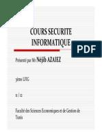 Cours Sécuritè Informatique 2010 Mode de Compatibilité