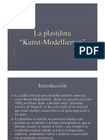 Historia de La Plastilina