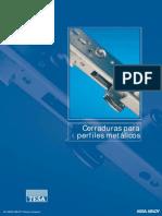 Artes y Oficios - Carpinteria Metalica