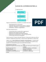 Resumen Prueba 1 - Sistemas de Gestión Táctica