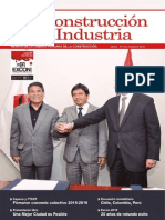 Revista Construcción Jun - 2015